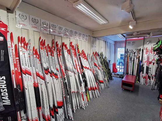 Sportsbutikk Lillehammer